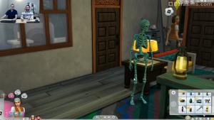 скелет-помощник