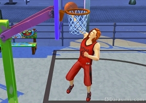 Слэм-данк в баскетболе