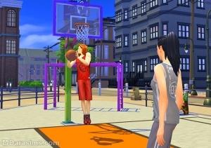 Бросить вызов в баскетболе