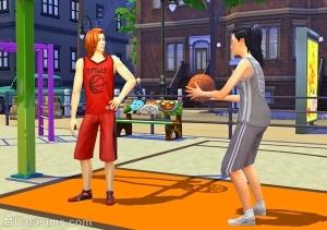 Наставник по баскетболу
