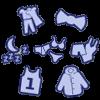 Изменение категорий и возрастов для одежды в Симс 2