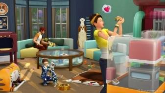 Новинки каталога «The Sims 4 Мой первый питомец»