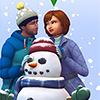Спрячьтесь от непогоды в дополнении The Sims 4 «Времена года»