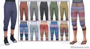 Мужские штаны в каталоге День стирки