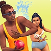 Про одежду, животных, погоду и другие детали The Sims 4 Времена года