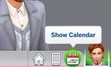 иконка календаря