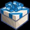 Открыть подарки