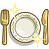 Грандиозный ужин