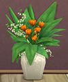 Дюжина оранжевых роз