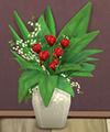 Дюжина красных роз