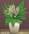 Припорошенные цветы