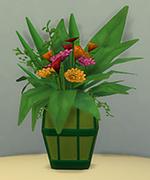 обычная ваза