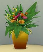 летняя ваза