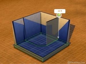 Урок по созданию разноуровневых комнат в Симс 4