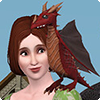Жители Дрэгон Вэлли из The Sims 3 Store
