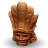 Терракотовая маска Кха