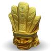 Золотая маска Кха