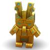 Золотая статуя Цельтикли