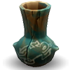 Поддельная омисканская ваза