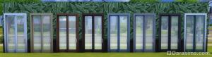 расцветки раздвижной двери «Ча-ча-ча»