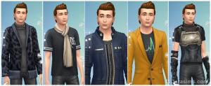 The Sims 4 Путь к славе: Дель-Соль-Вэлли, CAS и режим строительства и покупки
