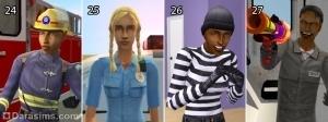 Пожарный, полицейский, вор, налоговый инспектор