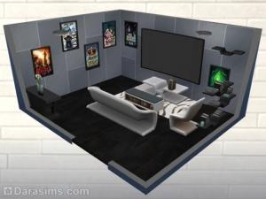 Комната: Игровая вселенная