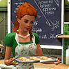 Обзор пекарни «Радость сладкоежки» из The Sims 3 Store