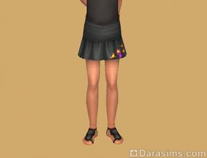юбка для школьниц