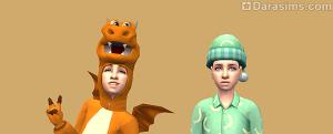 детские шапочки для мальчиков