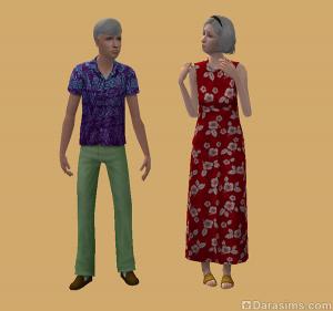 новая одежда для пожилых