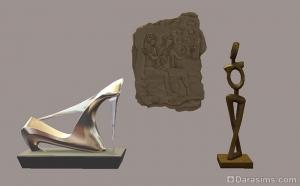 Декоративные объекты из каталога Симс 2 Гламурная жизнь