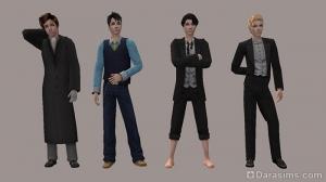 Мужская одежда в каталоге Гламурная жизнь