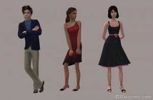 Подростковая одежда в каталоге Гламурная жизнь