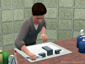 Улучшение сантехники в Симс 3