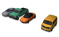 Создание автомобиля в Симс 4 (второй способ)