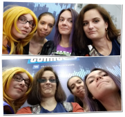 Анастасия, LyashkO, Stranger и Ingrid