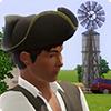 Жители города Барнакл Бэй из The Sims 3 Store