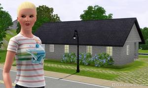 Дом Флит из Симс 3 Барнакл Бэй
