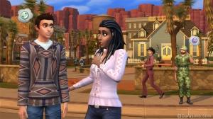Жители городка в The Sims 4 StragerVille