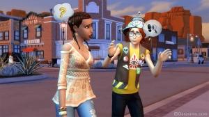 Теория заговора в The Sims 4 Стрейнджервиль