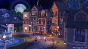 Магический мир в The Sims 4 Realm of Magic