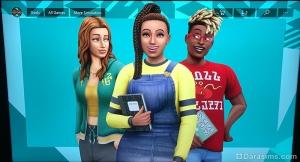 изображение The Sims 4 Discover University