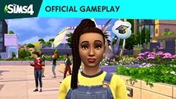 Геймплейный трейлер «The Sims 4 В университете»