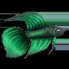 Зеленый петушок