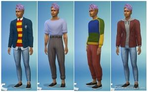 новая одежда у мужчин
