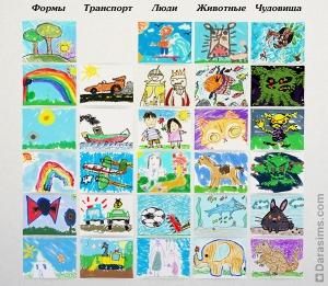 детские рисунки в sims 4