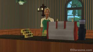 Студент подрабатывает баристой в кафе