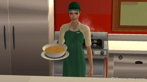 Студент подрабатывает поваром в общежитии