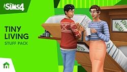 Трейлер каталога «The Sims 4 Компактная жизнь»